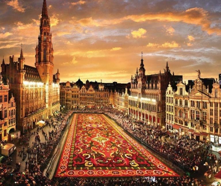 Instagrammable Brussels