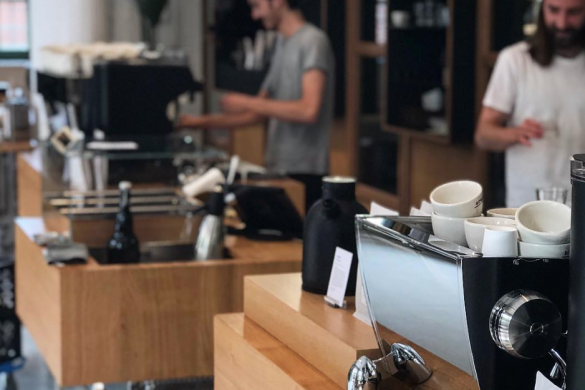 The 7 Best Places For Berlin Coffee