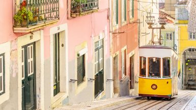 The 7 Best Instagrammable Spots In Lisbon