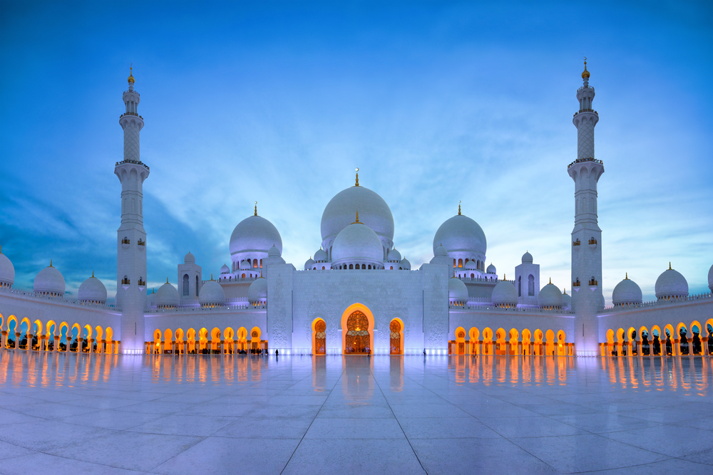 7 Most Instagrammable Spots In Abu Dhabi