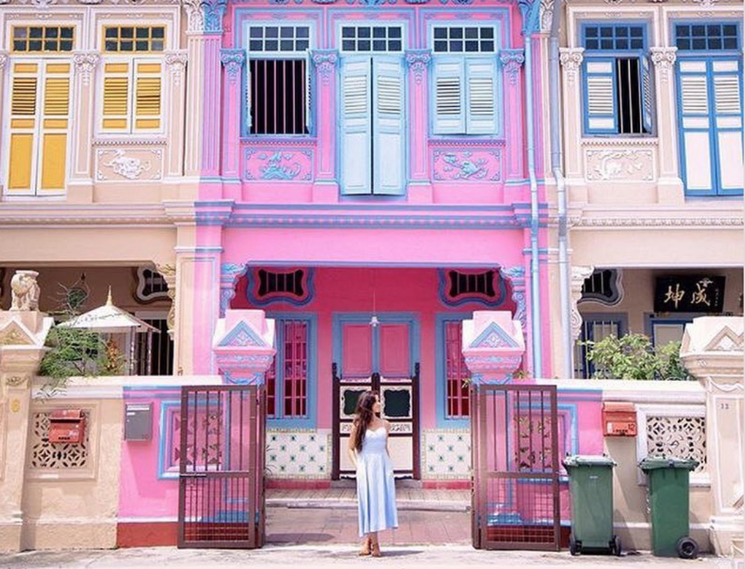 7 Best Singapore Instagram