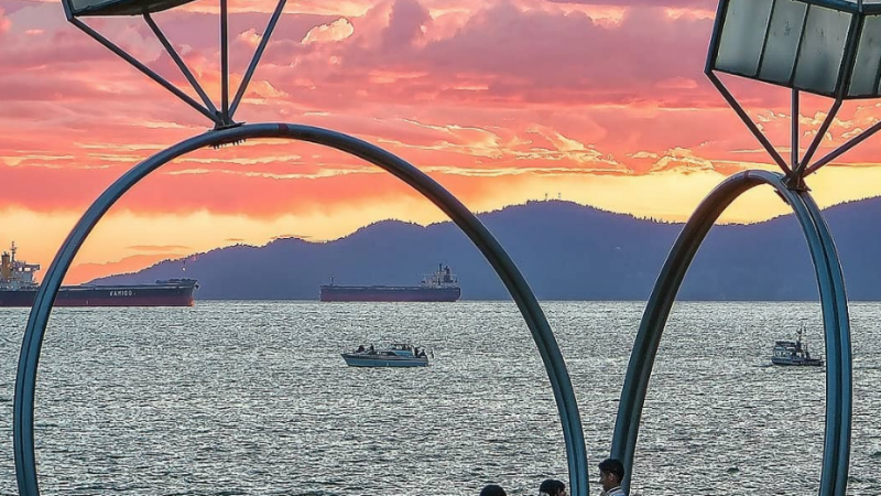The 7 Best Instagrammable Spots In Vancouver