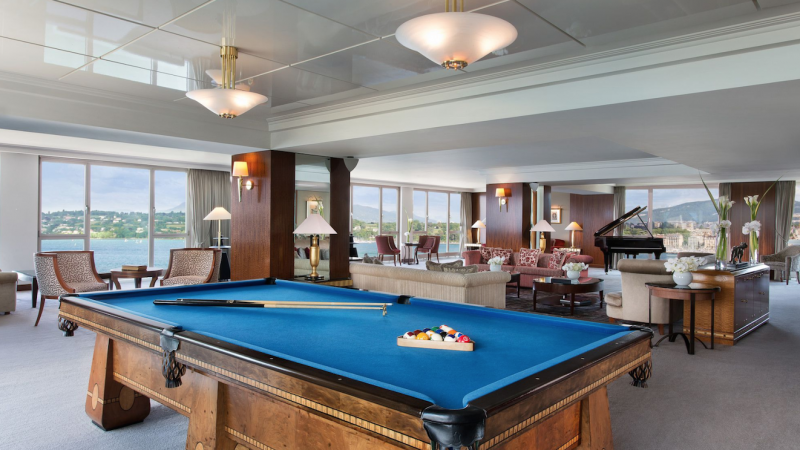 The World's Most Expensive Hotel Suite