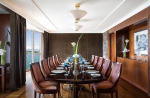 Hotel Suite Dining Area