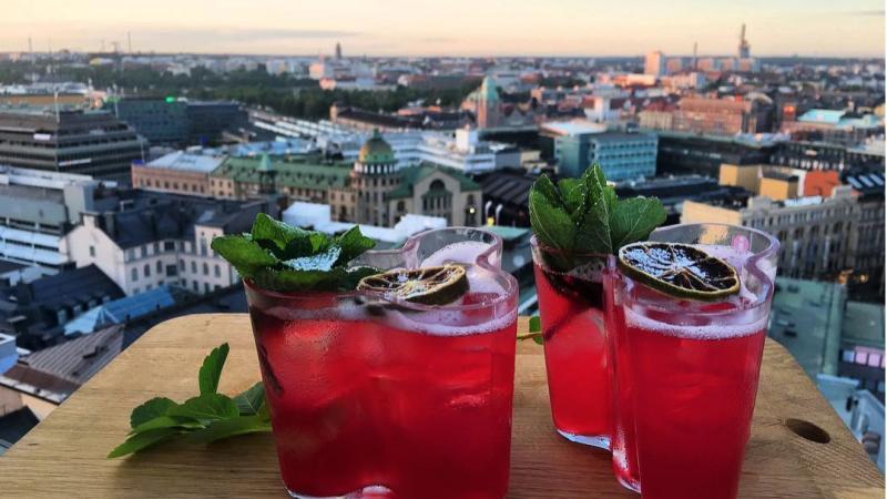Helsinki Instagram