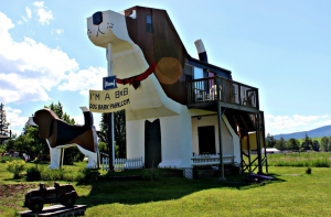 Stay In A Dog Shaped Airbnb