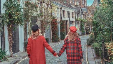 7 Best Edinburgh Instagram