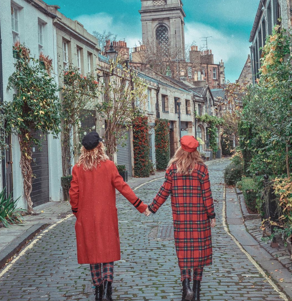 7 Best Edinburgh Instagram