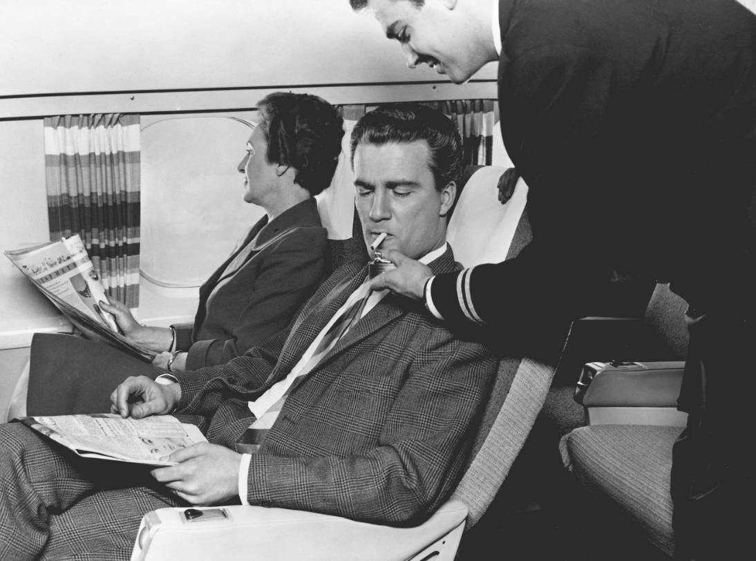 1960s flying
