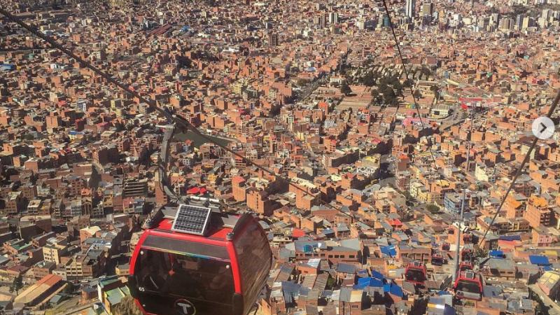 7 Best Bolivia Instagram