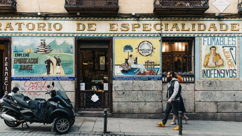 7 Best Madrid Instagram