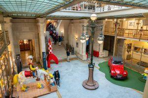 Incredible range of museums
