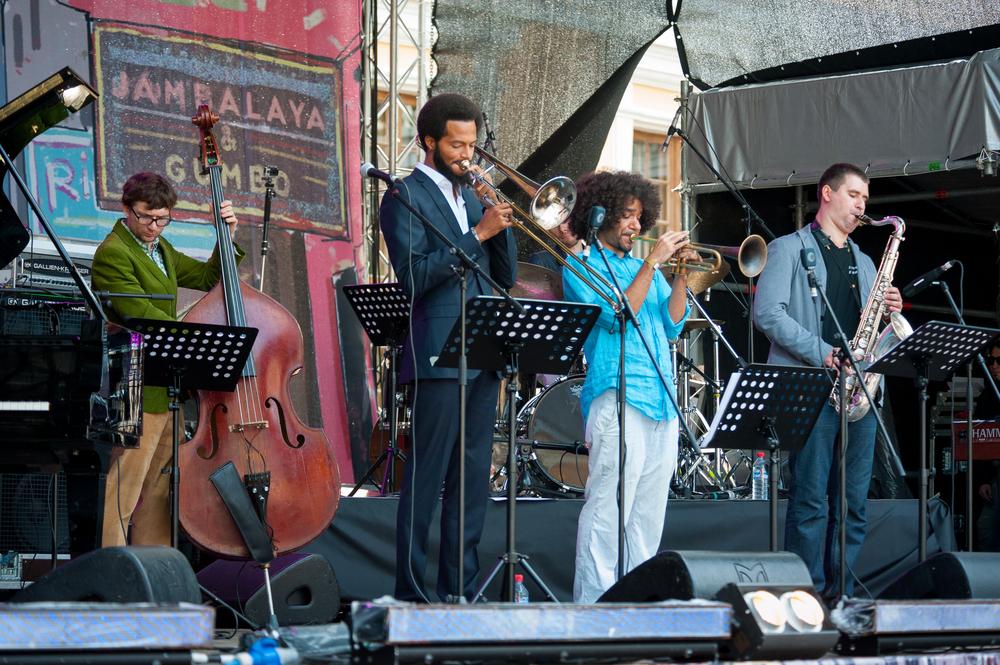 legendary Jazzfest