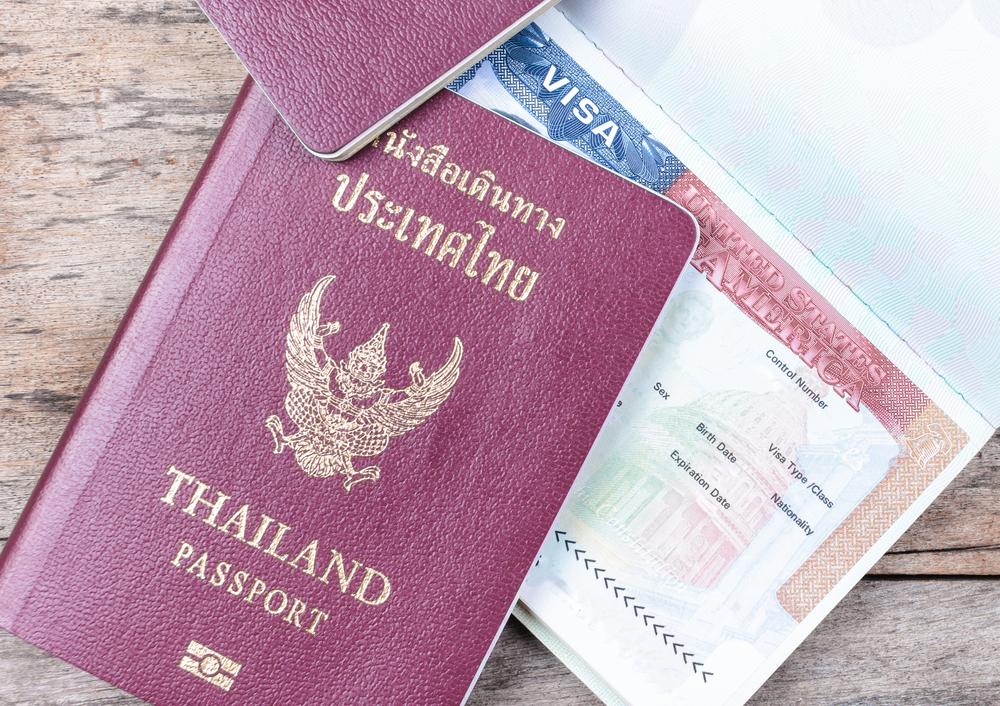 Most Powerful Thailand passport