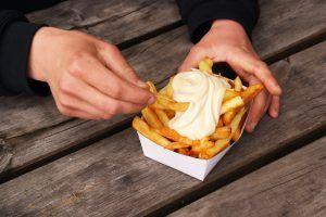 Best Fries in Brussels