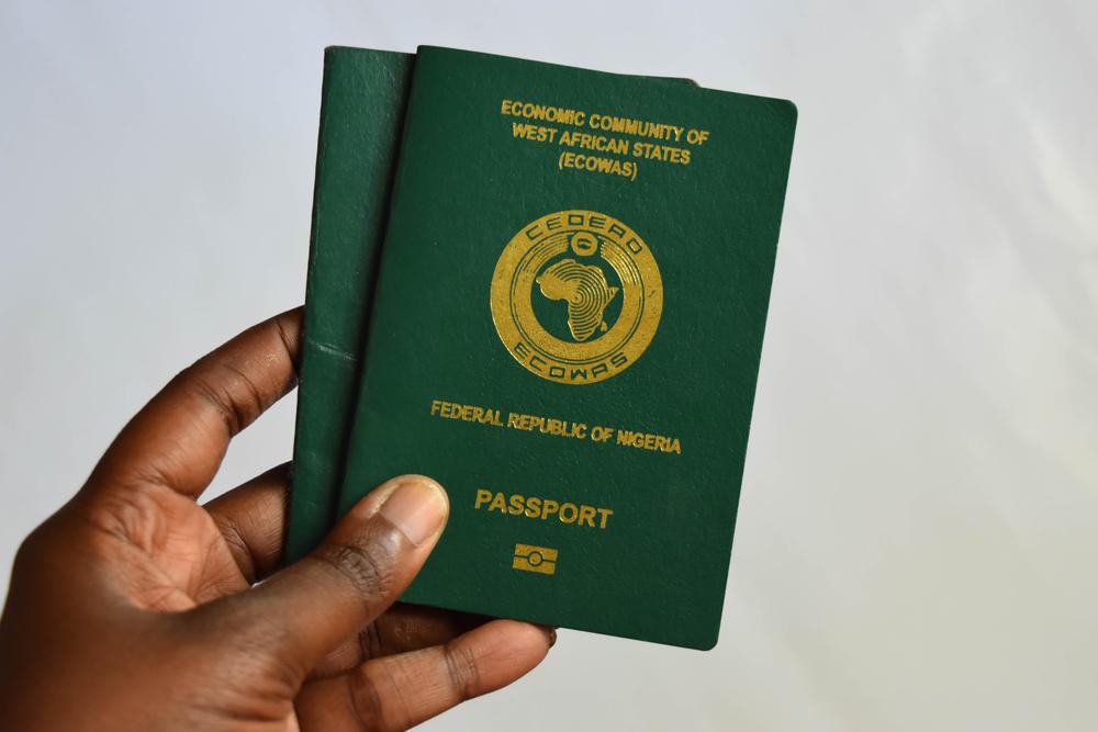Most Powerful Nigeria passport