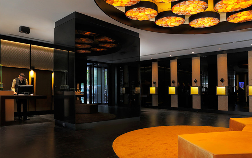 The Hotels in Brussel