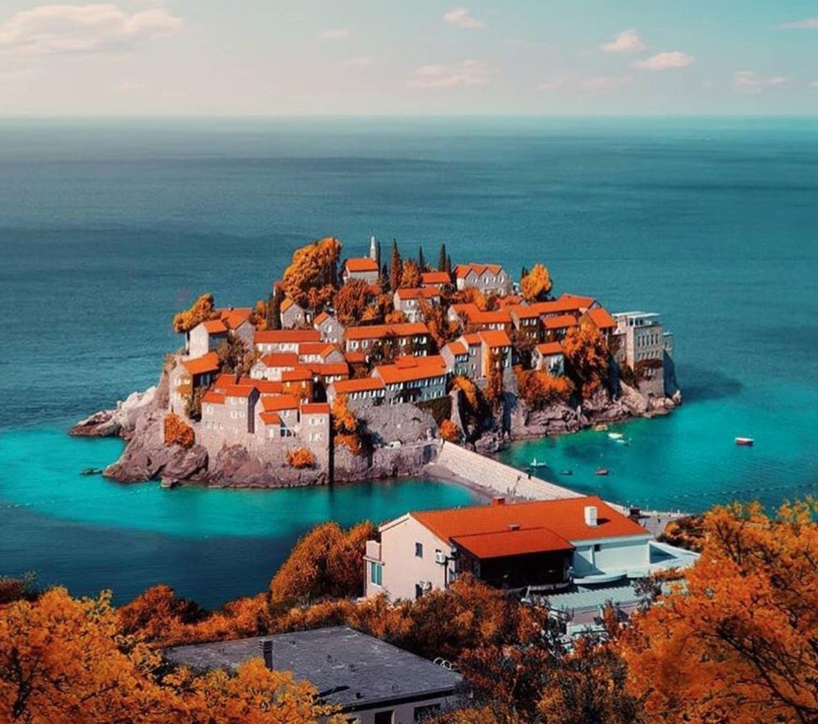 7 Best Montenegro Instagram