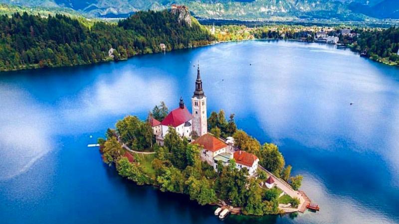 7 Best Slovenia Instagram