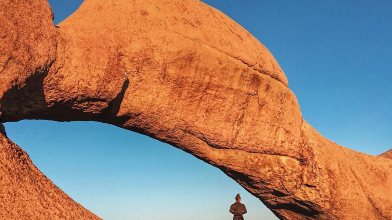 Instagrammable Spots In Namibia
