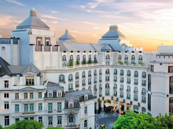 Steigenberger Wiltcher's Hotel in Brussel