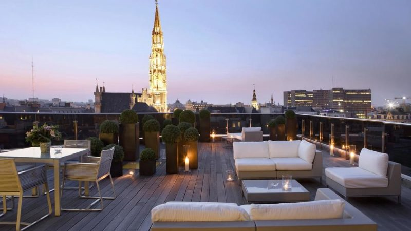 The Best Brussel Hotels