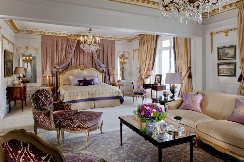 Athénée Bedroom