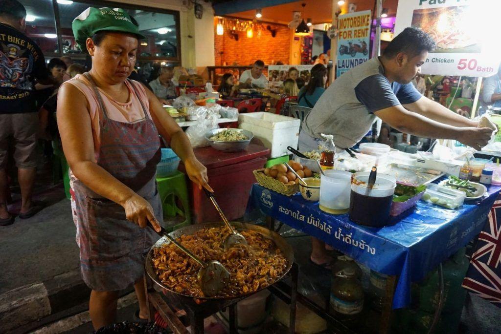 Lamai Sunday Night Market