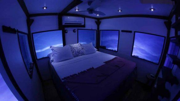 Manta Resort room