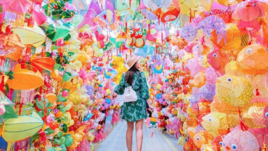 Instagrammable places in the world 2019.