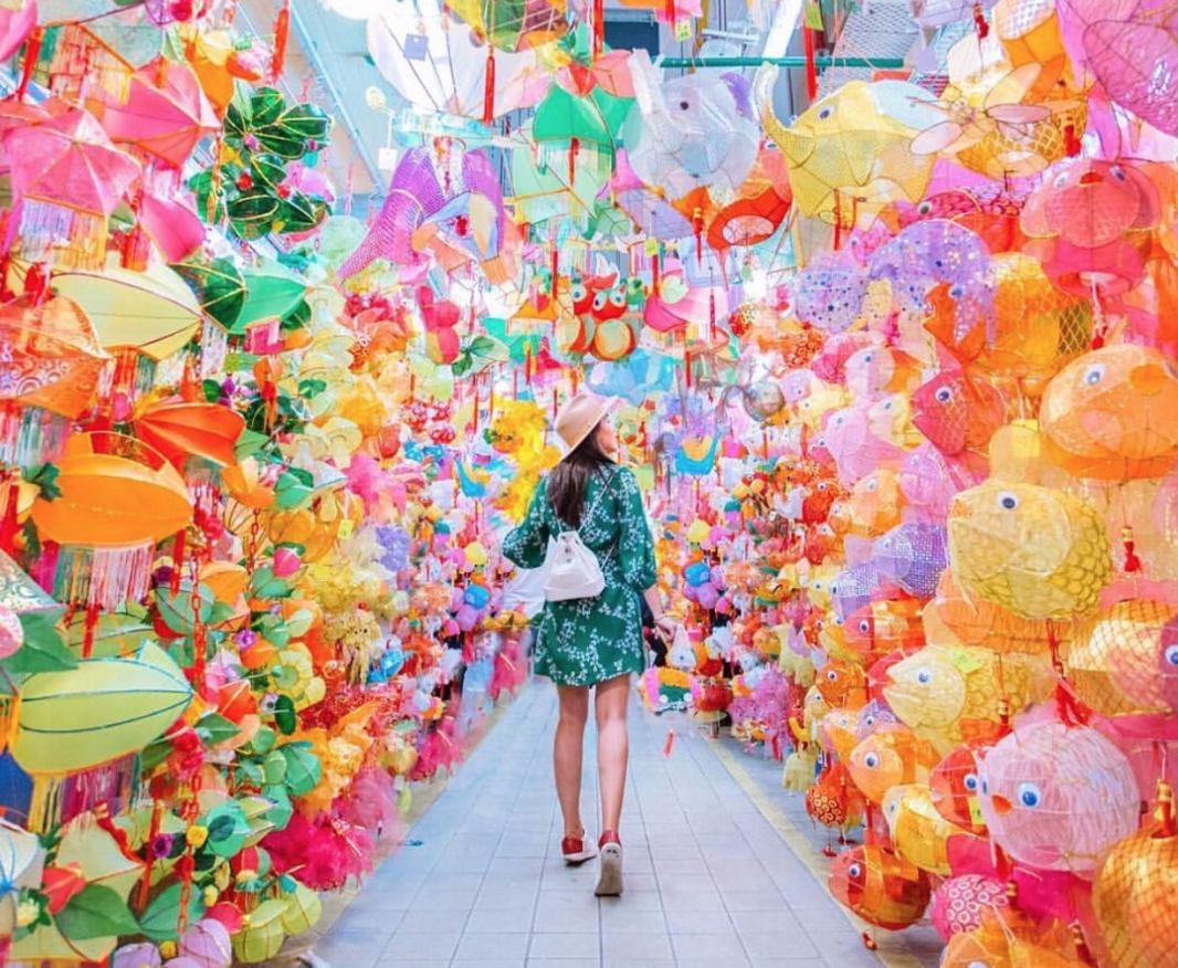 Best Instagrammable Places In the World 2019