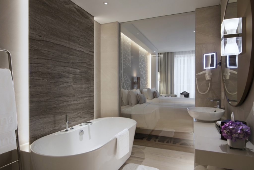 Al Bandar super sleek bathroom