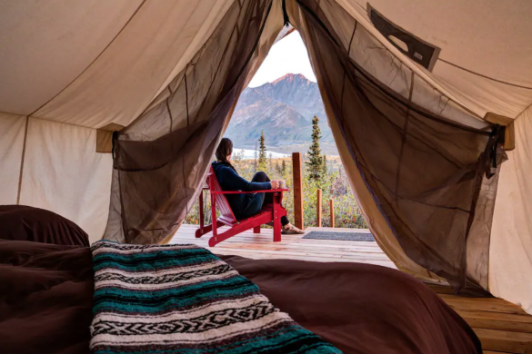 7 Exotic Glamping Spots