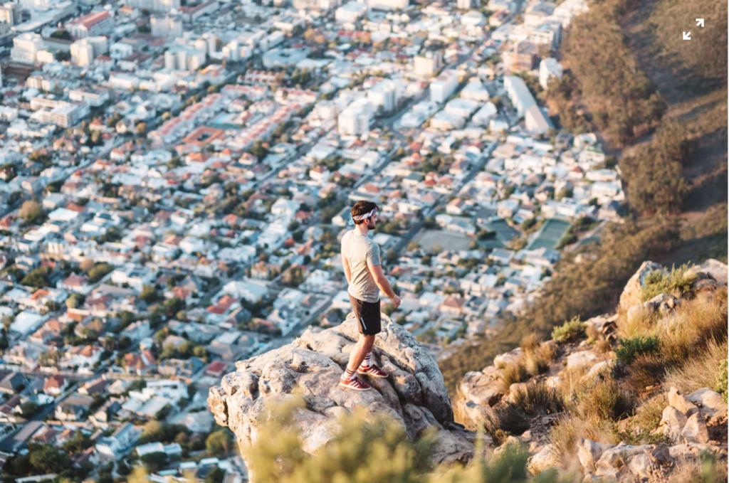 Lion's Head Cape Town