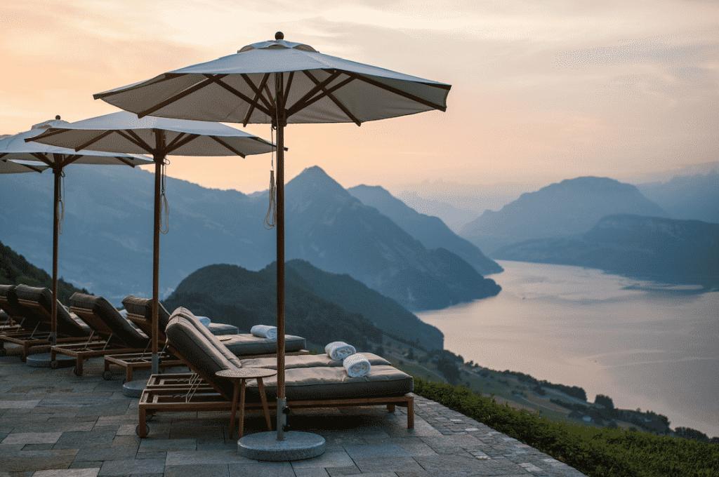 spa hotel villa honegg