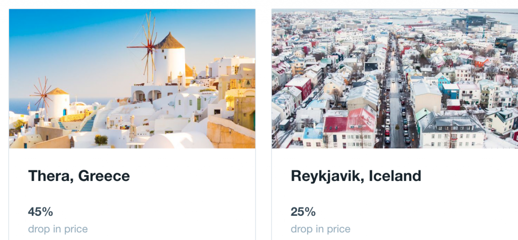 cheap flights in may
