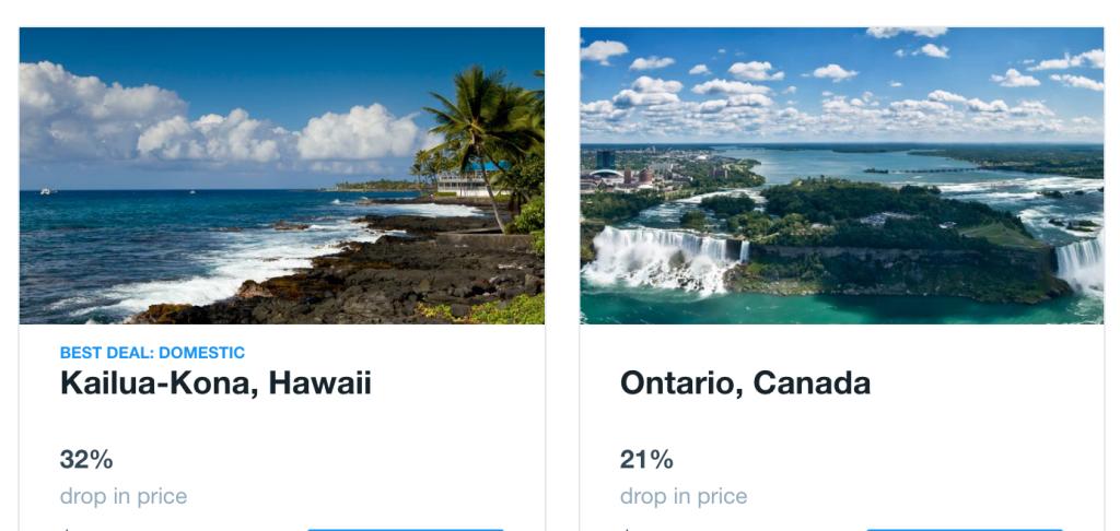 cheap flights in september