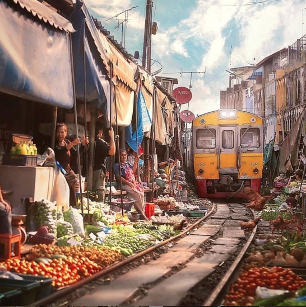 7 Best Thailand Instagram