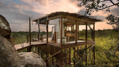 Instagrammable hotels South Africa