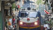 Hanoi's Famous Train Street