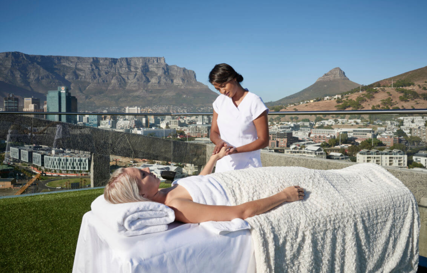 Massage Therapies With A View
