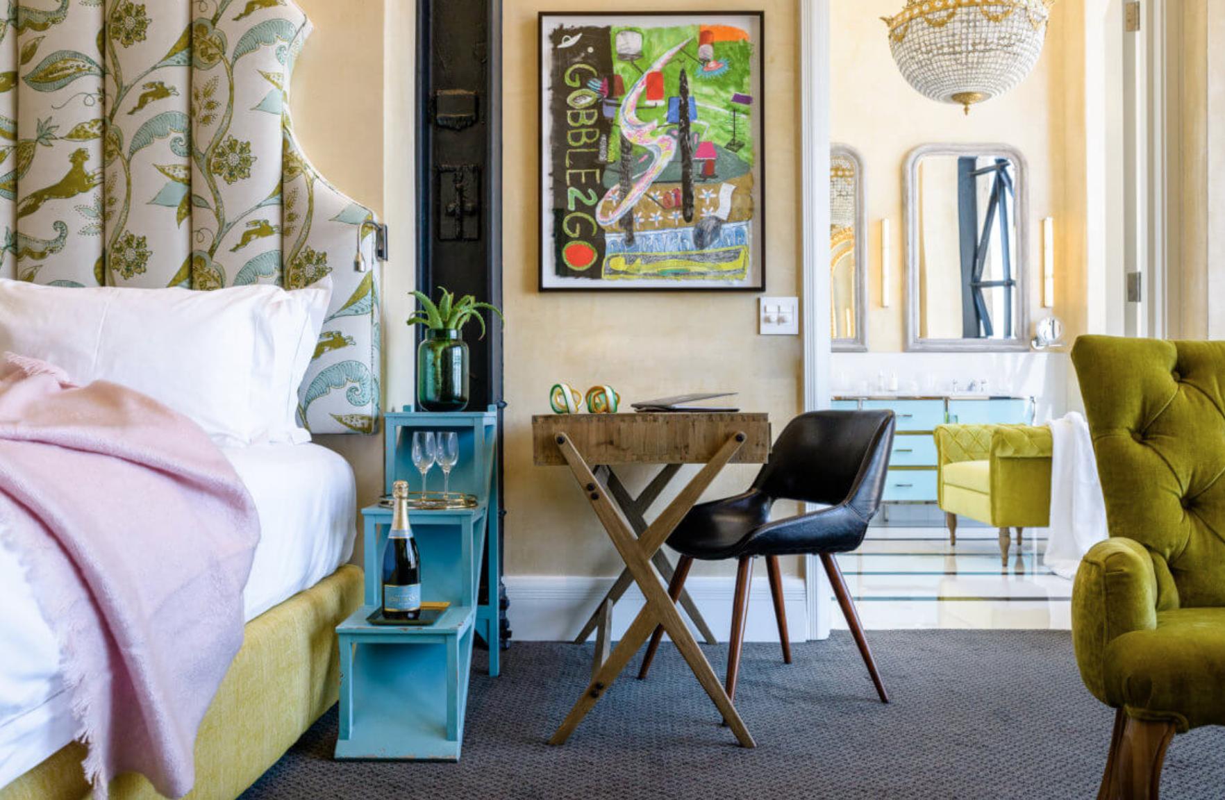 Quirky Room in Silo Hotel
