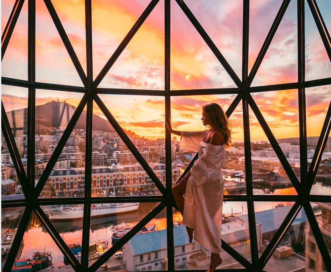 Instagrammable Hotel In Cape Town