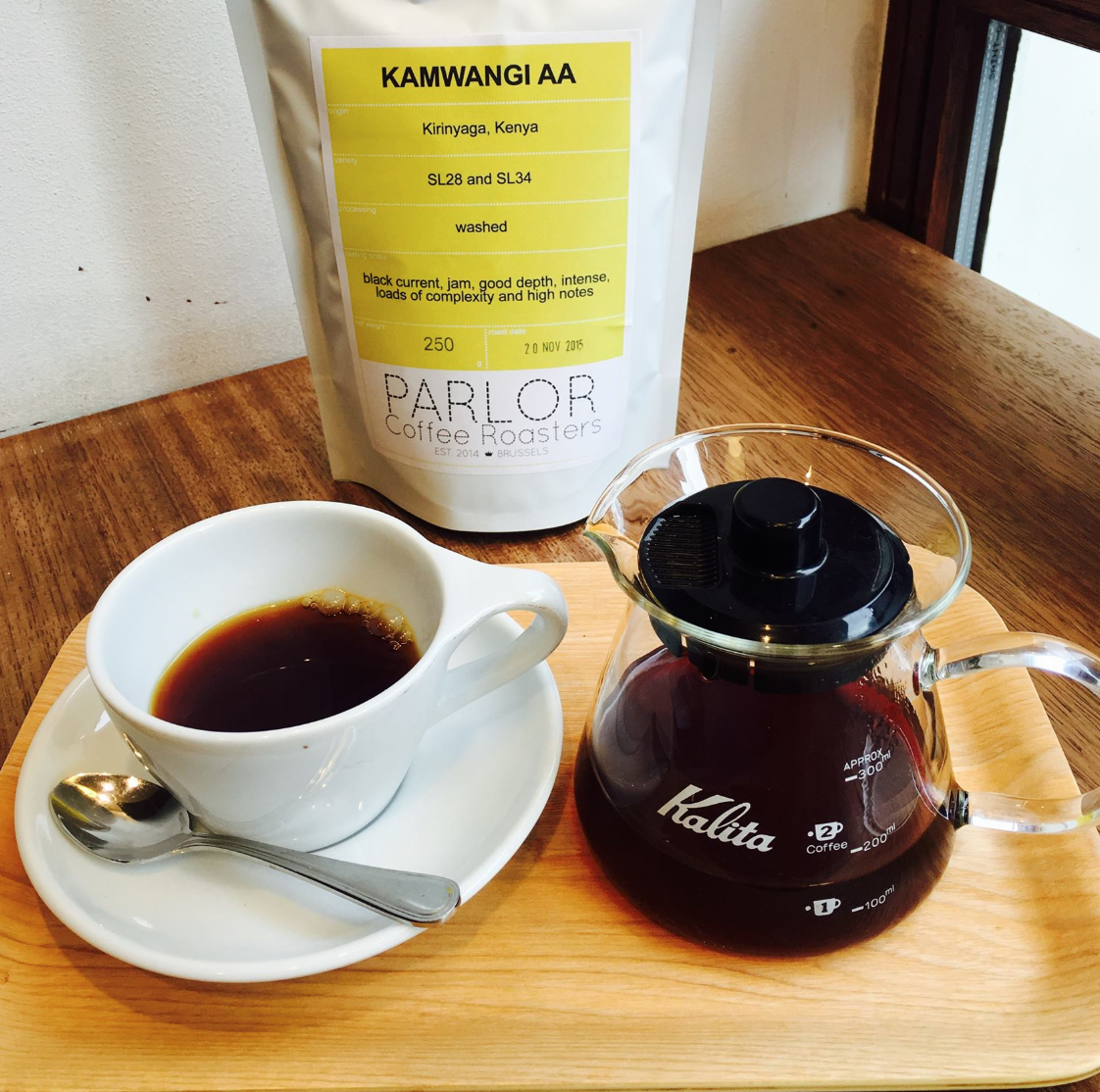 Brussels Parlor Coffee Roasters