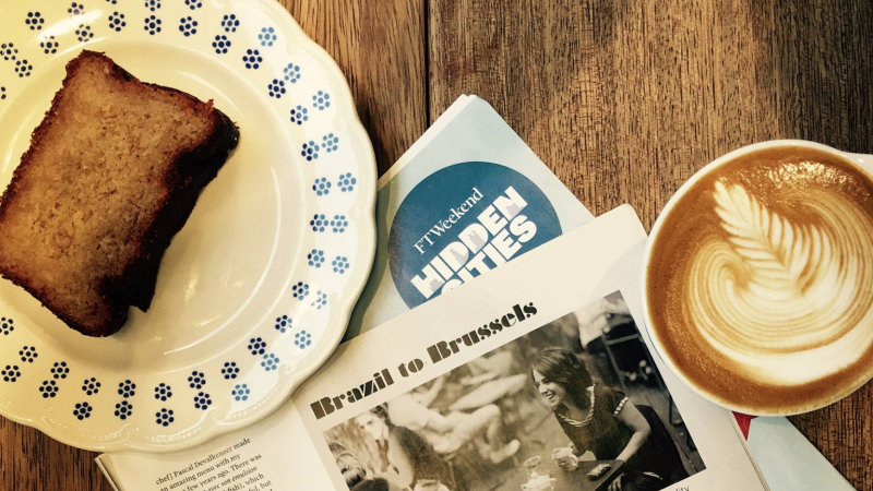 The 7 Best Places For Brussels Coffee