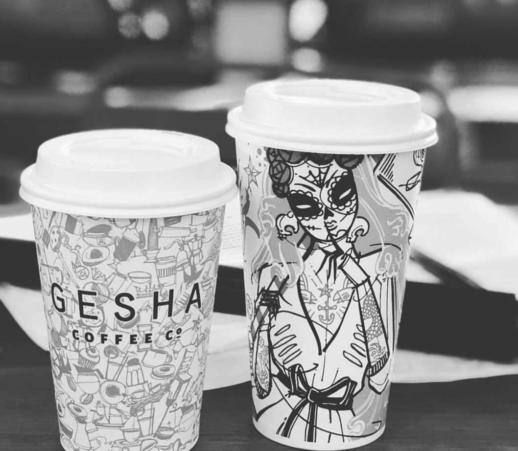 Gesha Coffee Co in Perth