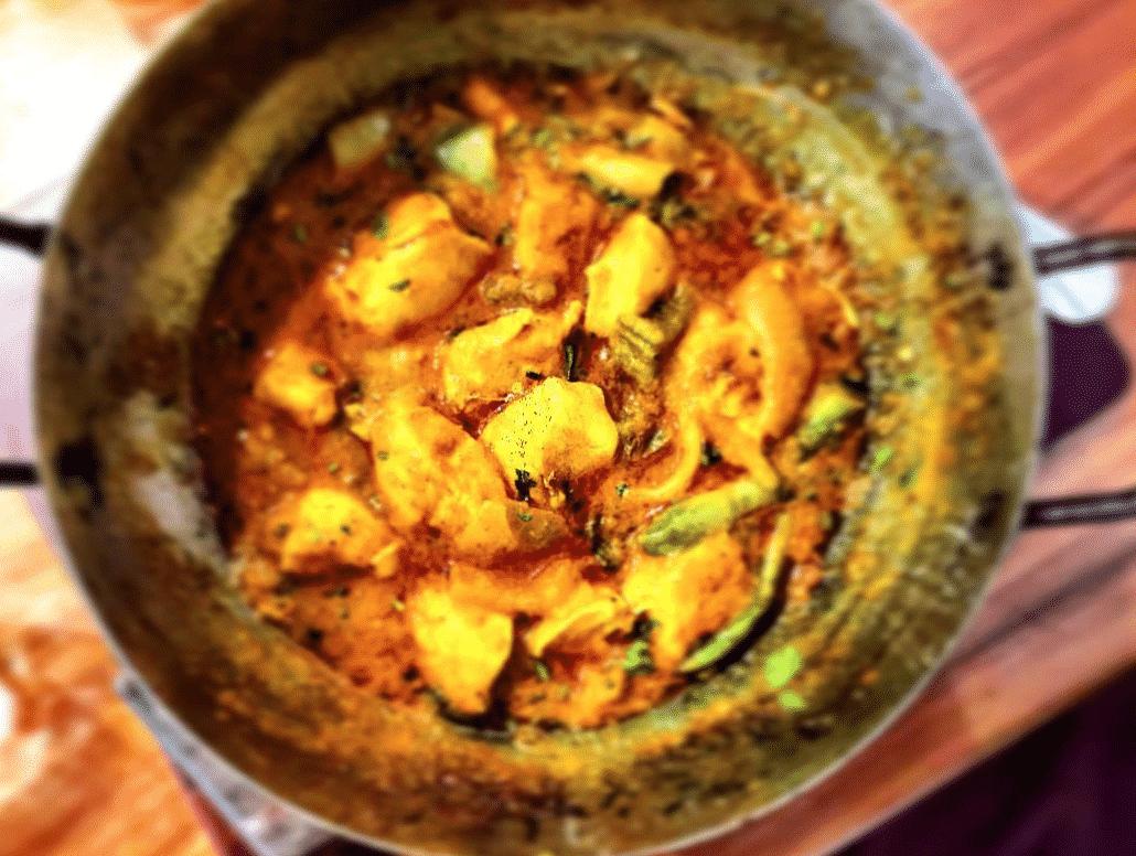 Al Frash Curry