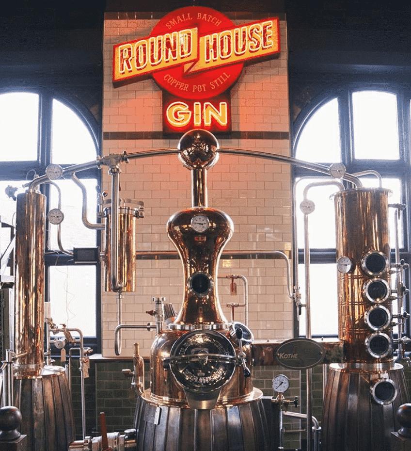 The Distillery Bar in Birmingham