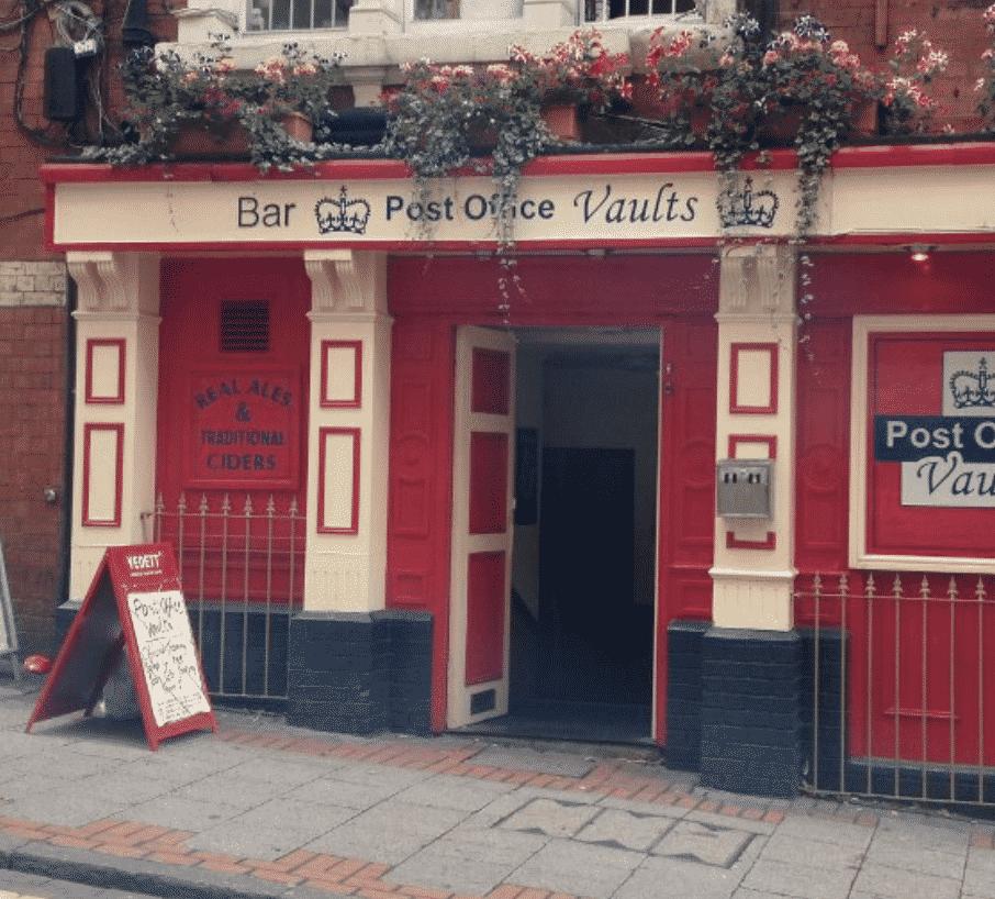 Bar Post Office Vaults