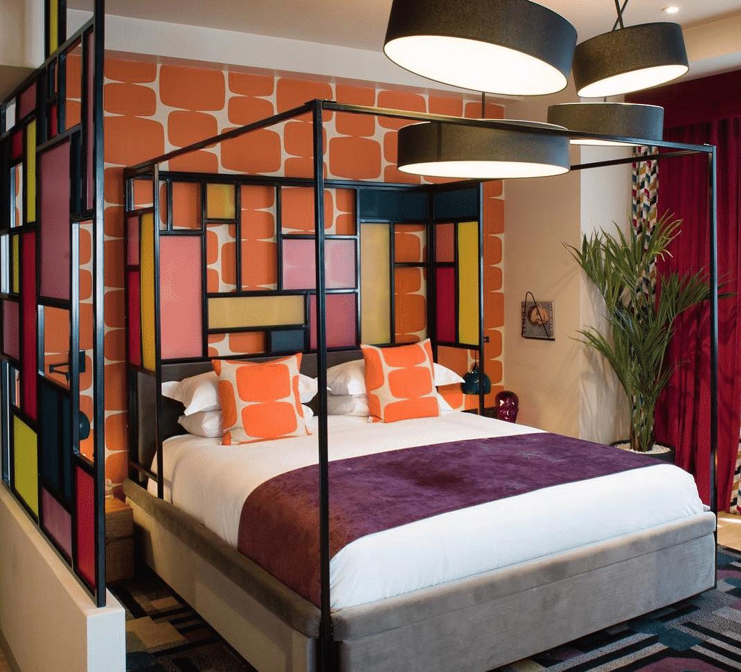 Malmaison Hotel in Birmingham